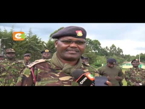 University graduate turned away from KDF recruitment in Kapsabet