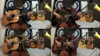 Martin HD-28 (Capo:3 Rhythm Guitar) / Martin D-45 (Capo:3 Rhythm Na...