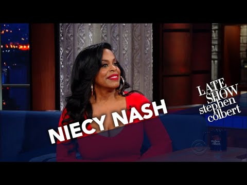 Niecy Nash Got 'Reno 911' With A Little White Lie