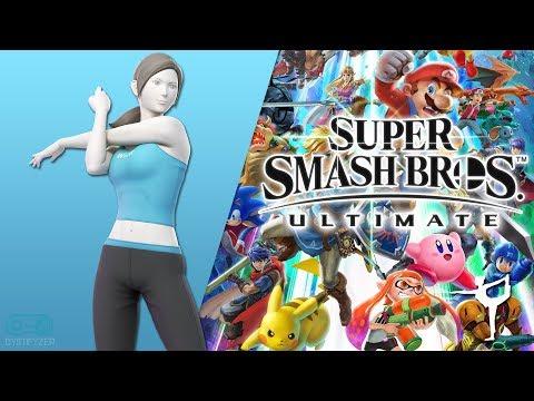 Advanced Step Wii Fit - Super Smash Bros Ultimate Soundtrack
