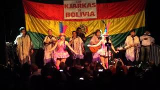 Adelante Chacaltaya - LOS KJARKAS GIRA EUROPA - Morenada