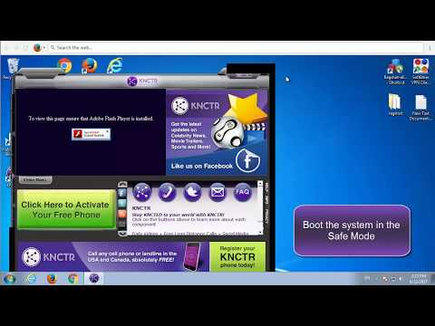 How to remove Security Warning pop-up virus