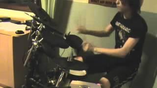 Medeia - Manifestation drum cover
