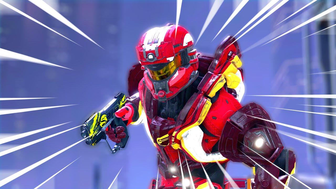 Should Halo: Infinite have Advanced Movement? thumbnail