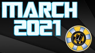 BaltMatrix March 2021 Review Roundup
