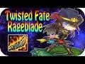 Rageblade Hybrid Twisted Fate Mid Gameplay [ger]
