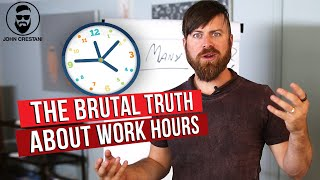 How Hard Should You Work