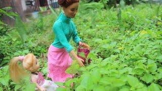 Download Barbie Drama 🌿 eps.11 🌿 Lala Jalan Jalan di Hutan ( ada sayur bayam 🌱 )