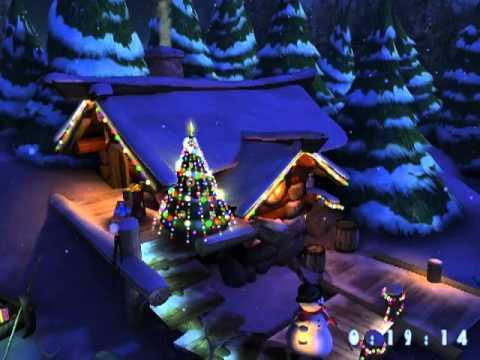 La casa di Babbo Natale  Santas Home 3D   Screen saver