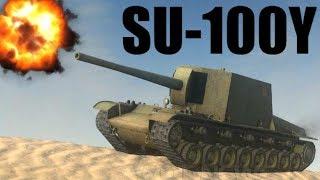 Pokaż co potrafisz !!! #1125 Najlepsze działo na VI - SU-100Y