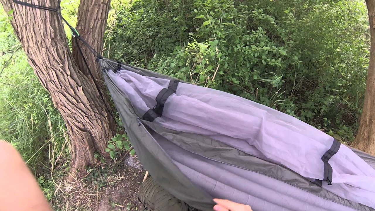 Hängematte Exped Exped Hammock Combi Scout Ul Review Test