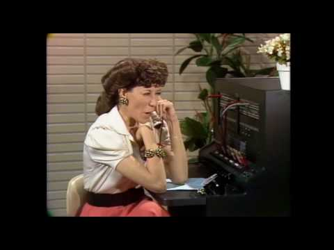 Ernestine Calls the CIA | Rowan & Martin's Laugh-In | George Schlatter