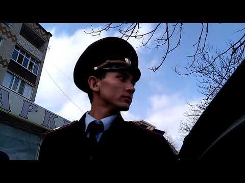 Полицейские РФ в г.Абинск против возрождения СССР.(4)