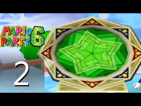 Mario Party 6 - Snowflake Lake [Part 2]