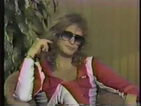 David Lee Roth Good Morning America Interview 1985