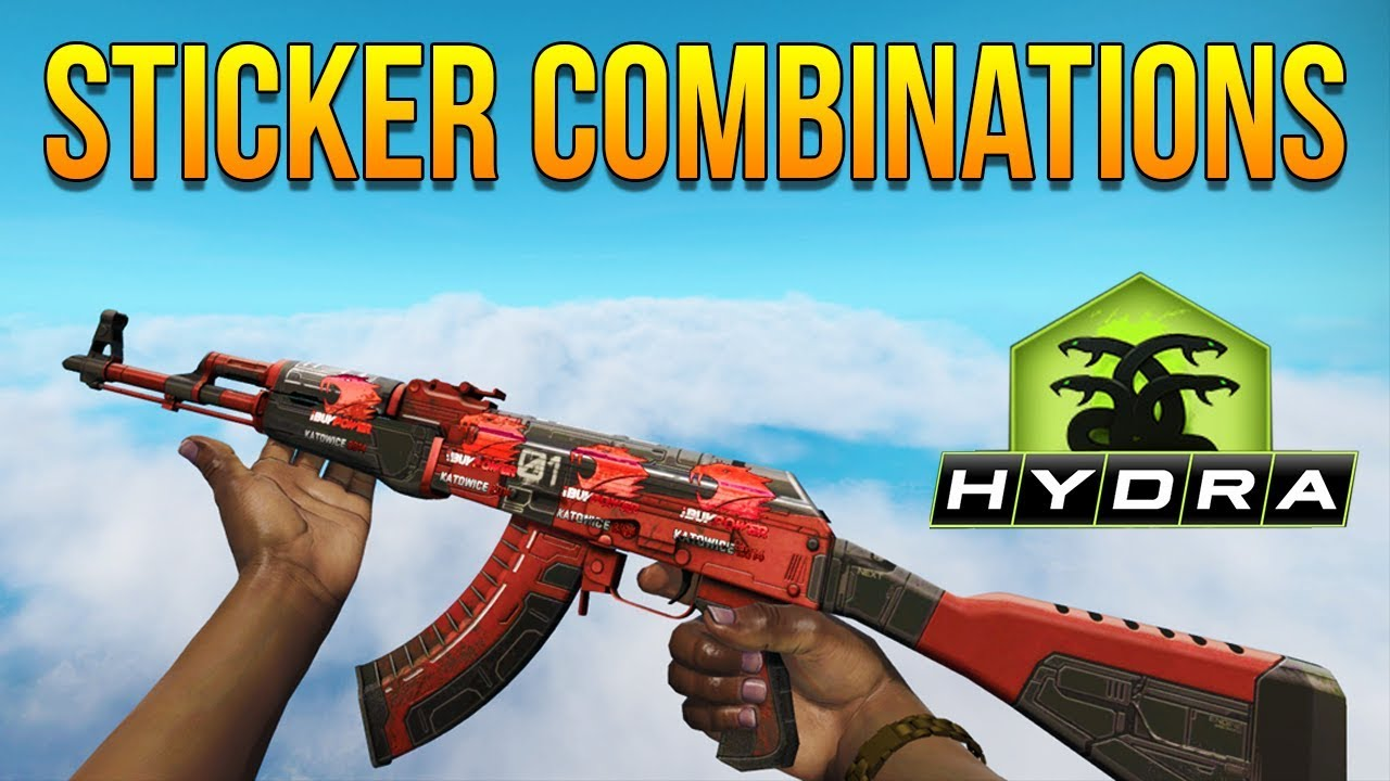 Csgo - Best Sticker Combinations Operation Hydra Skins -1830