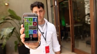 HTC One (M8) for Windows hands-on