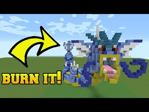 IS THAT A POKEMON?!? BURN IT!!! - Видео из Майнкрафт (Minecraft)