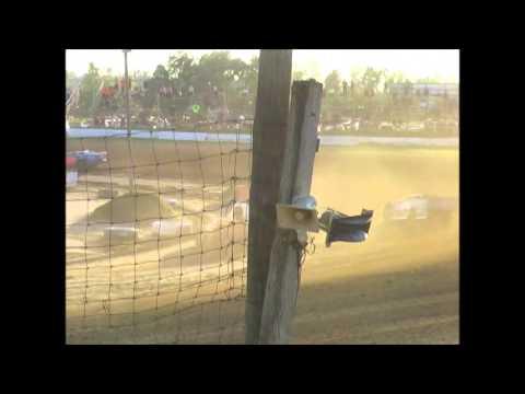 8-15-15 Oakshade Raceway Sportsman Heat - Dan Wallace