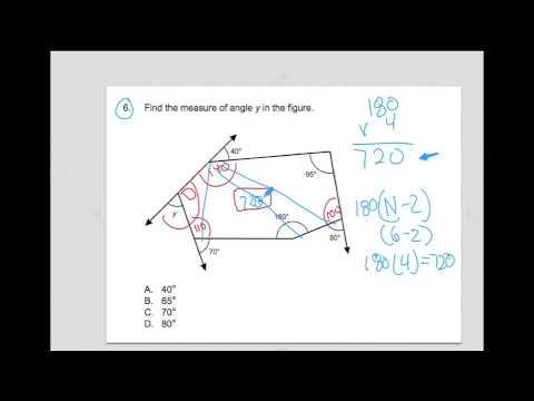 GOHMATH Angles Part 5 Irregular Polygons Chris Abraham