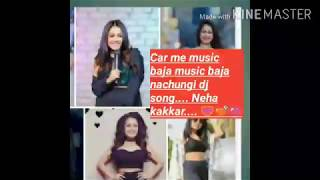 Car me music baja music baja nachungi dj song video.. Eyerphone lagake suniyega friends