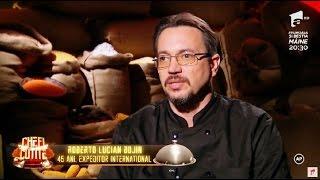 """De la închisoare, în bucătărie. Roberto Lucian Bojin: """"Făceam ciorbă pe furiș"""