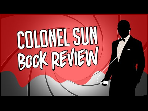 Colonel Sun by Kingsley Amis Book Review | James Bond Radio Podcast #039