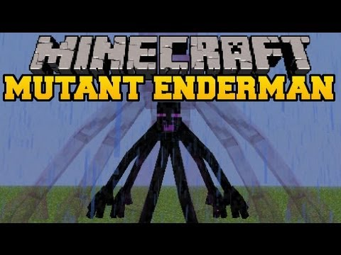 coloring pages minecraft mutant enderman - photo#41