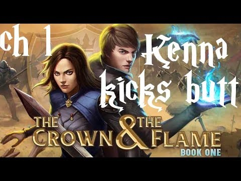 """Choices: The Crown and The Flame Book 1 Chapter 1 """"The broken alliance"""" (Diamond Choice)"""