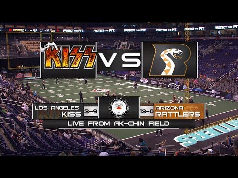 Arizona Rattlers vs LA Kiss - Game Highlights