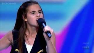 The X Factor USA 2012 - Carly Rose Sonenclar