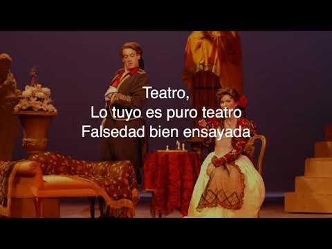 Puro Teatro - Karaoke