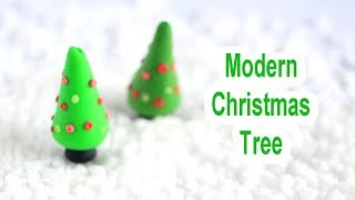 Modern Christmas Tree Ornament // VLOGMAS DAY 23