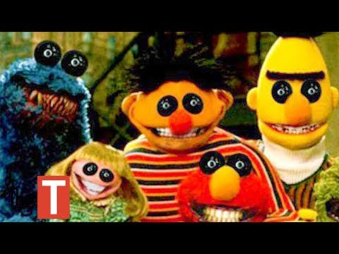 10 Dark Secrets Sesame Street Doesn't Want You To Know