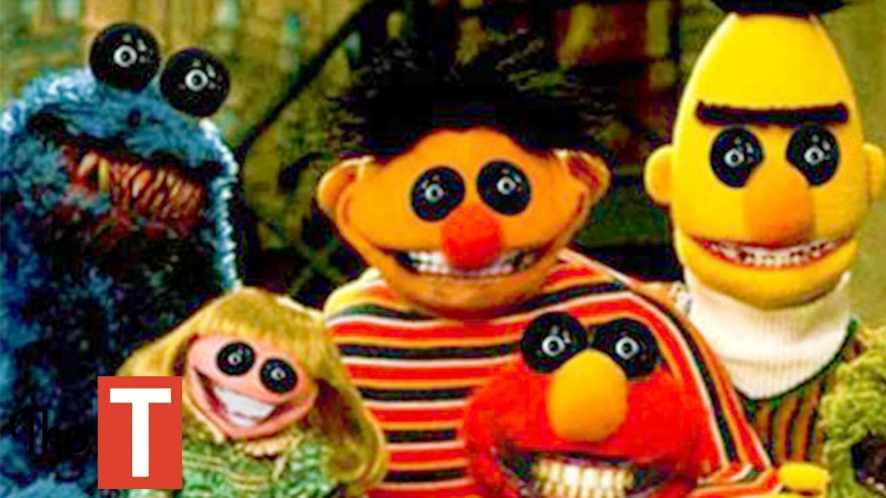 10 dark secrets sesame street doesn t want you to know youtube