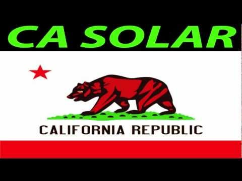 California Solar Panels in California - Solar