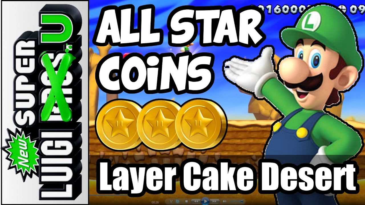 Layer Cake Desert  Star Coins