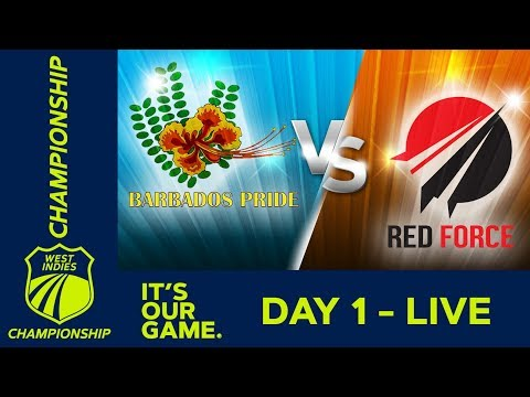 🔴LIVE Barbados Vs T&T - Day 1   West Indies Championship   Thursday 13th February 2020