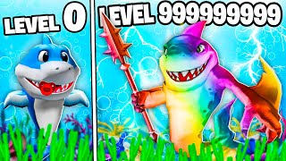 ROBLOX SHARK EVOLUTION...