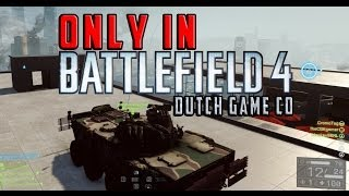 LAV On The Siege Of Shanghai Tower - Skyscraper - Only In Battlefield 4 - Launch - Epic