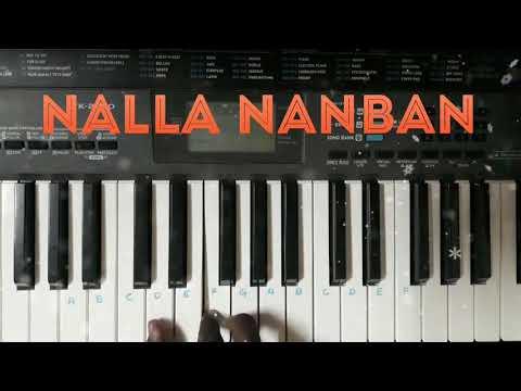 Nalla Nanban Piano Tutorial | Mad's Key