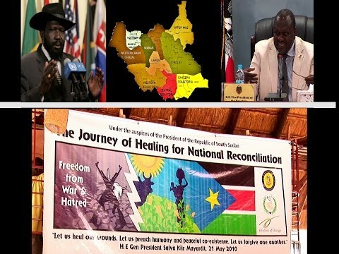 PEACE APPEAL TO PRESIDENT SALVA KIIR, DR  RIEK MACHAR & THE PEOPLE OF SOUTH SUDAN