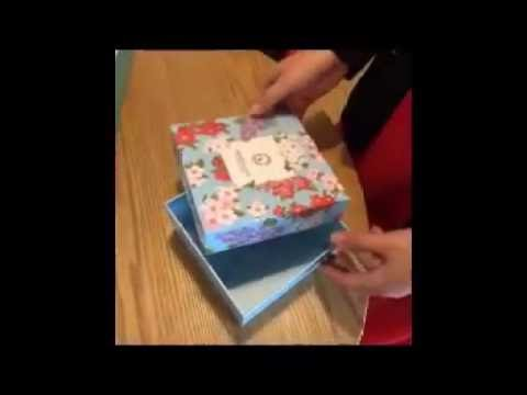 Products Display Box for Gift Hexagon Box Printed Blister Packaging |Product Supplier in China