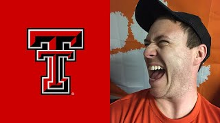 2019 Texas Tech Red Raiders Football by Bobby Dirkens