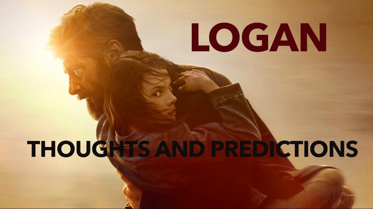 Logan Rotten Tomatoes Predictions