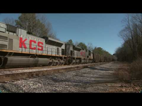 Kansas City Southern Over the Mountains Preview