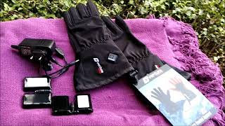 BATTERY HEATED GLOVE LINERS (No Commentary) - Full Unboxing