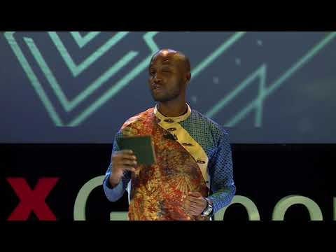 Dear Upright African | Donald Molosi | TEDxGaborone