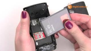 Обзор смартфона Nokia 500