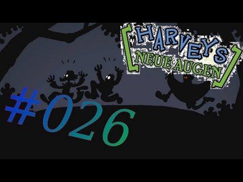 Let's Play Harveys neue Augen SE) [DEHD+] #026 Das Phantom der Anstalt